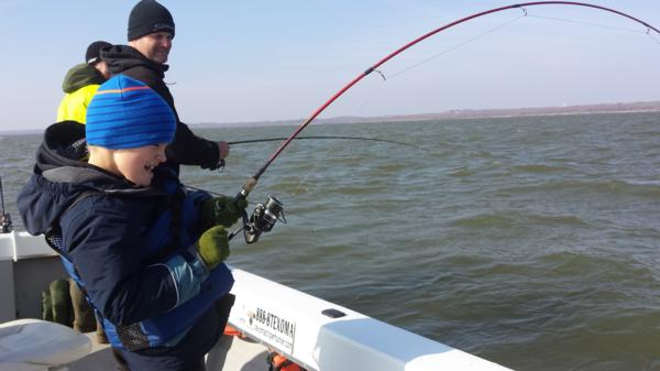 Lake Texoma 2016 Striper Fishing Review