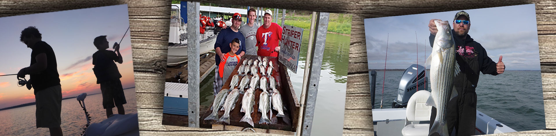 Striper Fishing Guide Downloads