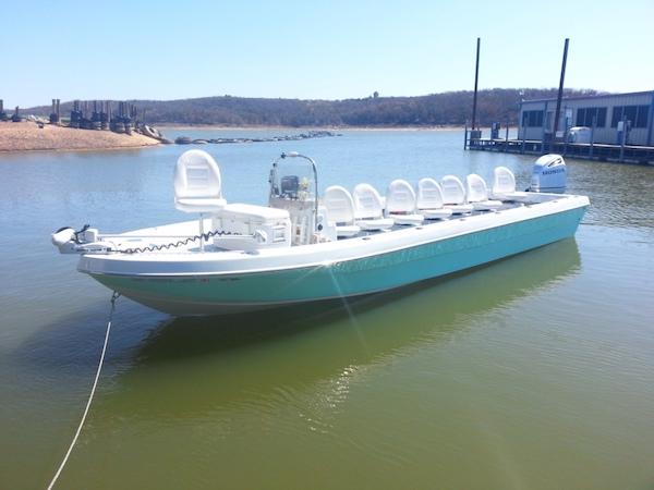 Lake Texoma Fishing Guide